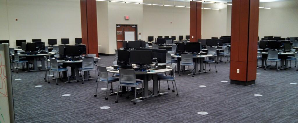 Mathematics Lab Workroom